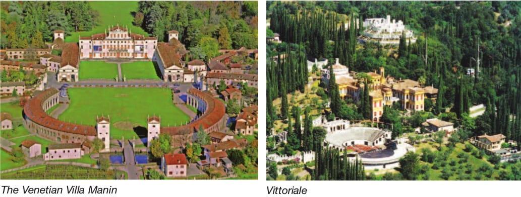 Venetian Villa Manin Vittoriale