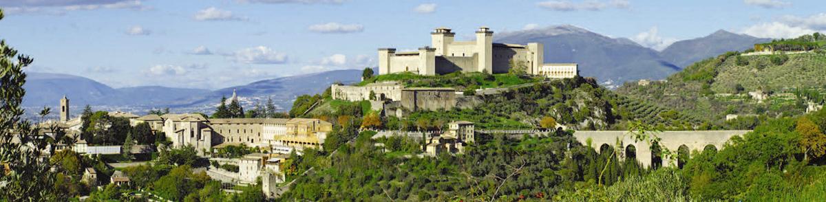 Scenic Italy & Islands Spoleto - Umbria Region