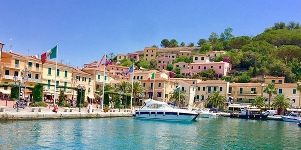 Isle of Elba - Porto Azzurro
