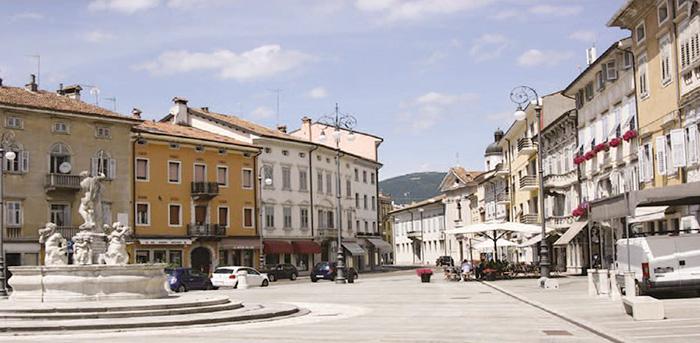 Downtown Gorizia - Friuli Region
