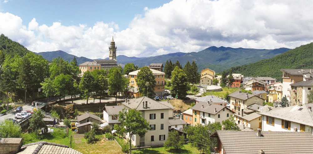 St. Stefano d'Aveto