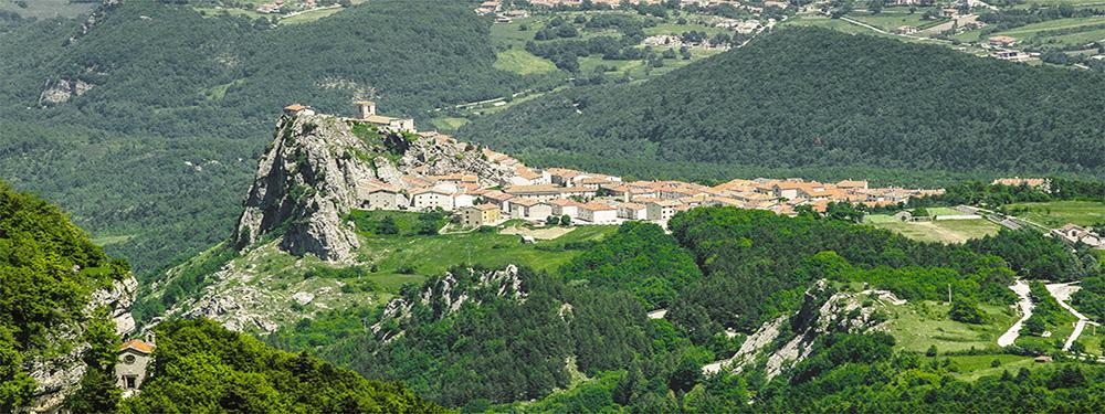 Molise Region – The stunning village of Pescopennataro