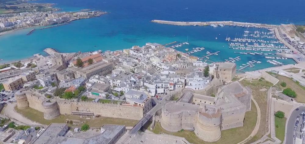 Puglia Region - The historic town of Otranto