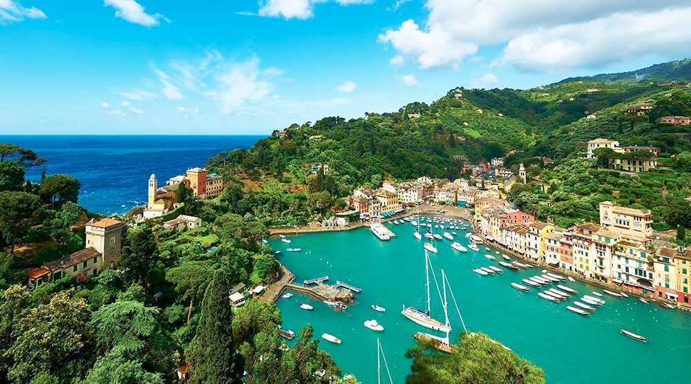 Portofino is well renowned as the jewel of the Italian Riviera