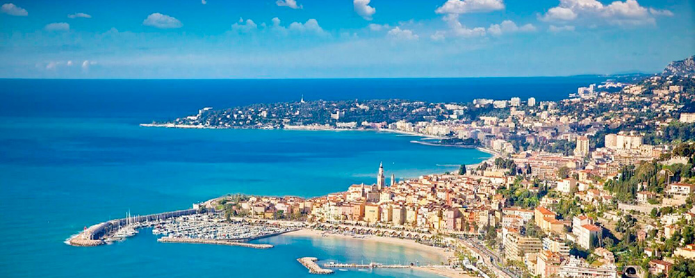 San Remo is the most renowned resort of the Western Riviera