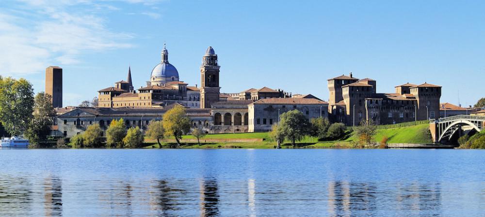 Lombardia Region - Mantova is a UNESCO World Heritage City.