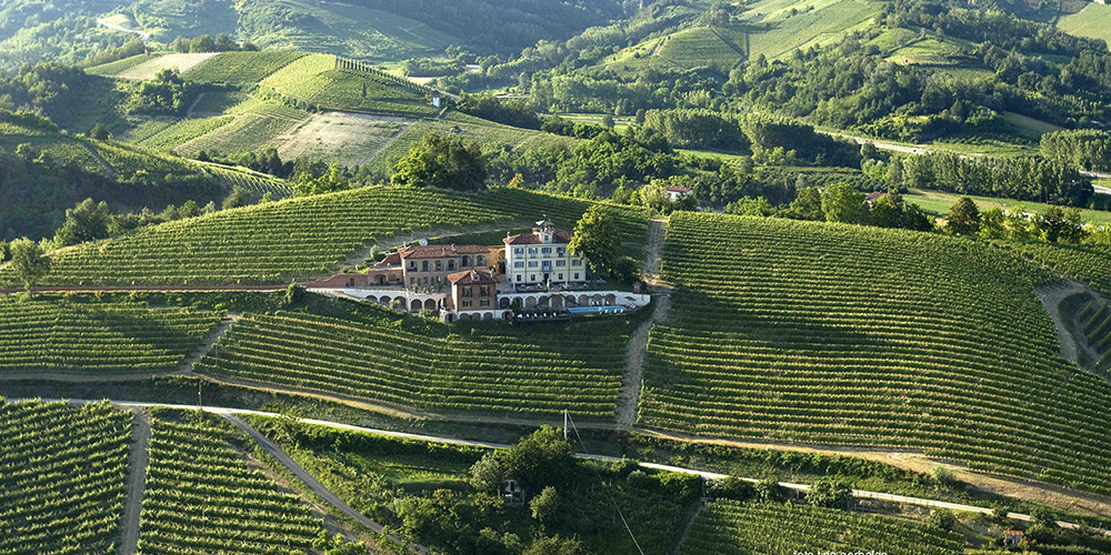 A stop at this wine producing farm house is included in our itinerary.