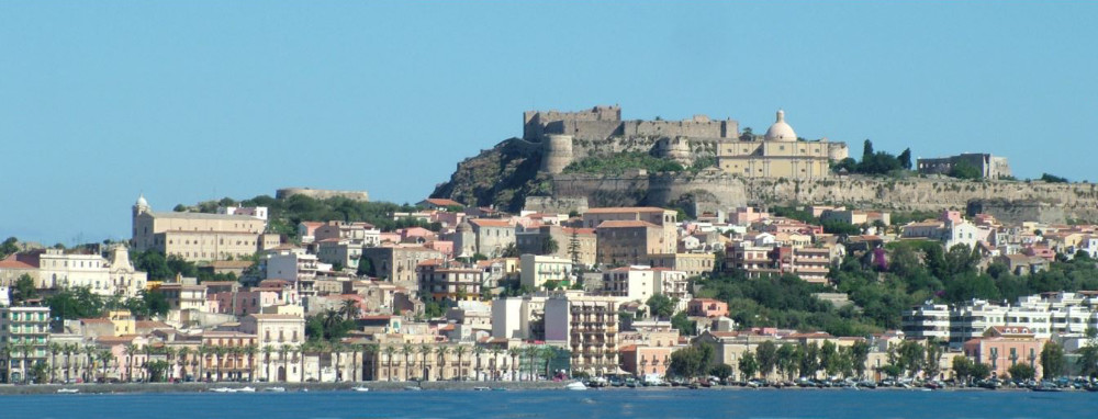 Central district of Milazzo