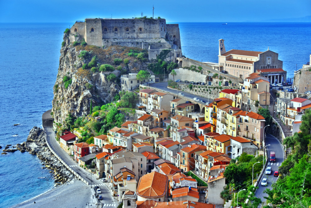 Calabria Region – The spectacular setting of ScillaCalabria Region – The spectacular setting of Scilla
