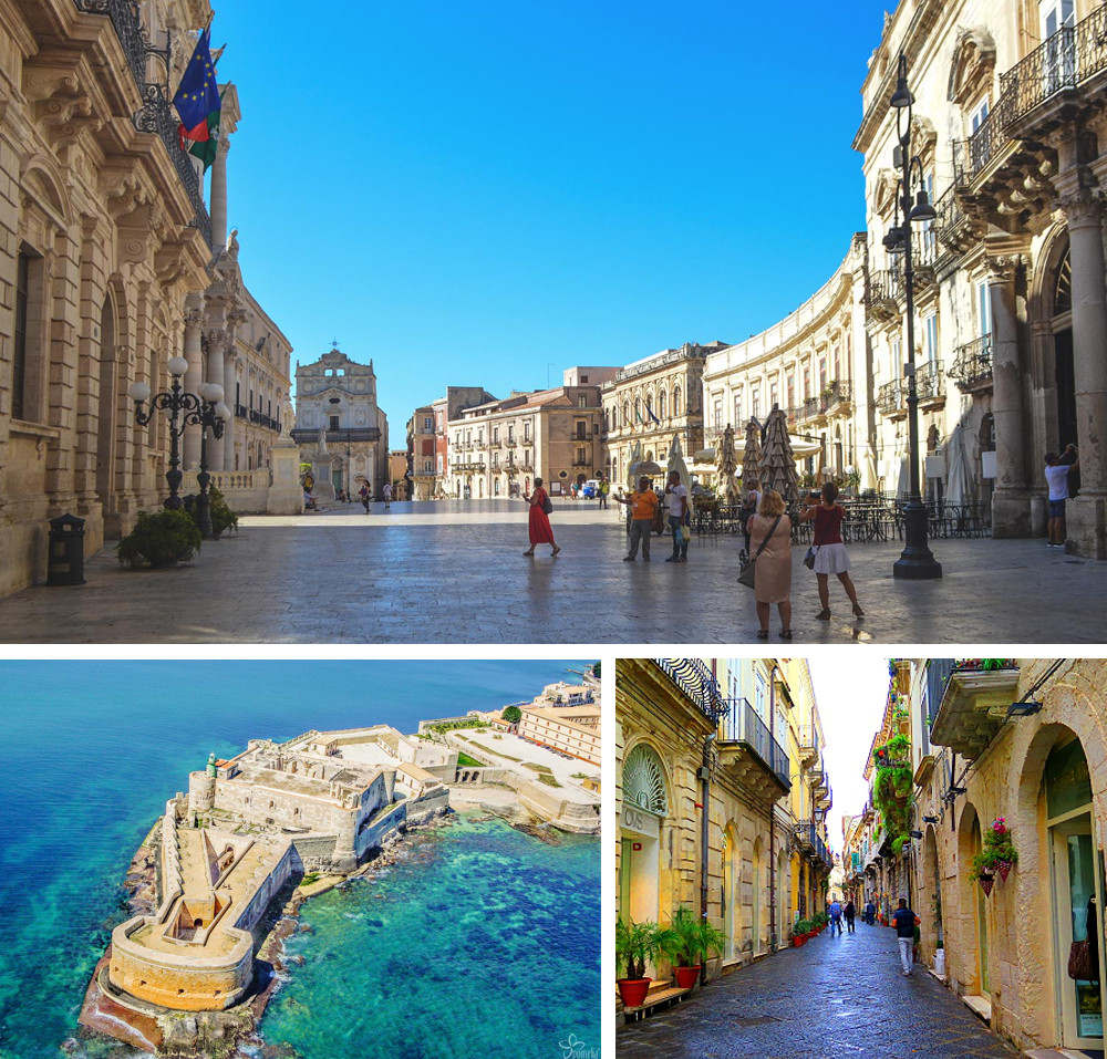 Sicily – Images of Siracusa