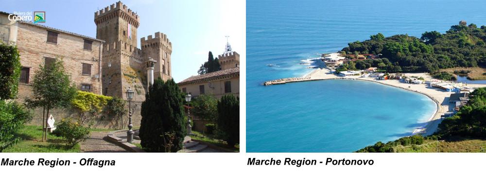 Marche Region - Offagna & Portonova